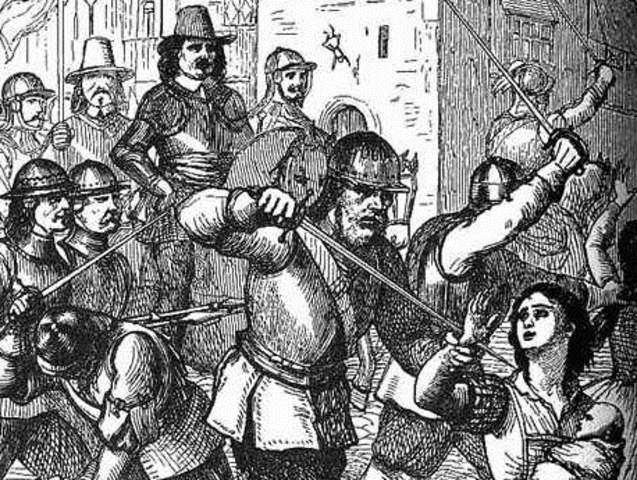 Massacre at Drogheda