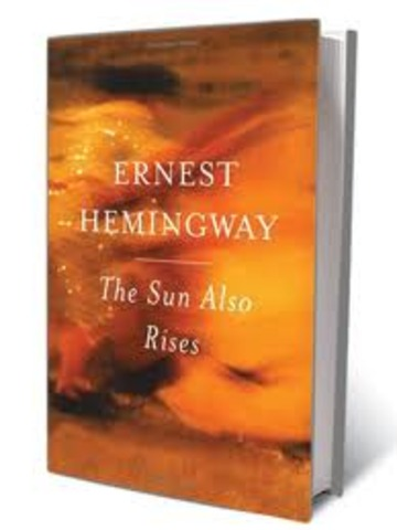 an analysis of disillusion and alienation in the novel the sun also rises by ernest hemingway The sun also rises is hemingway's best war book in a very real sense of all hemingway's fiction in war fiction a a brilliant achievement in organizing post-war tensions, pressures, and situations, the sun also rises offers a concentrated.