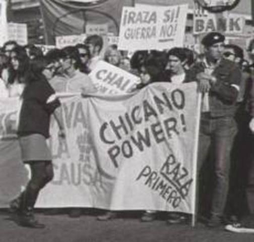 El Movimiento Estudiantil Chicano de Aztlan