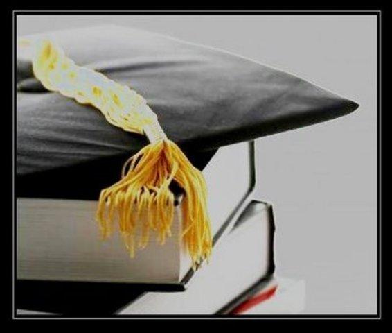 Mi graduación de primaria