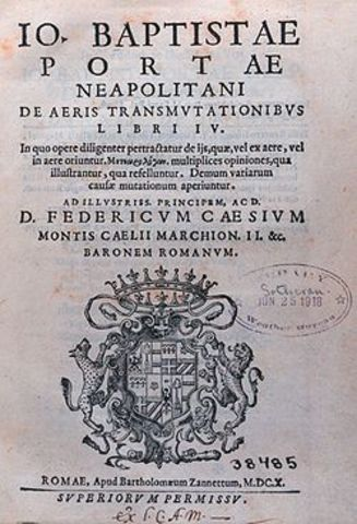 Academia Secretorum Naturae