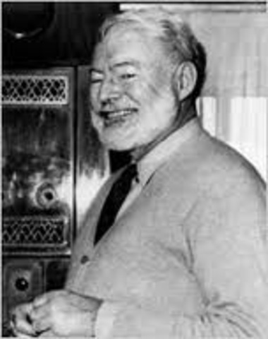 Hemingway won the Nobel Prize in Literature