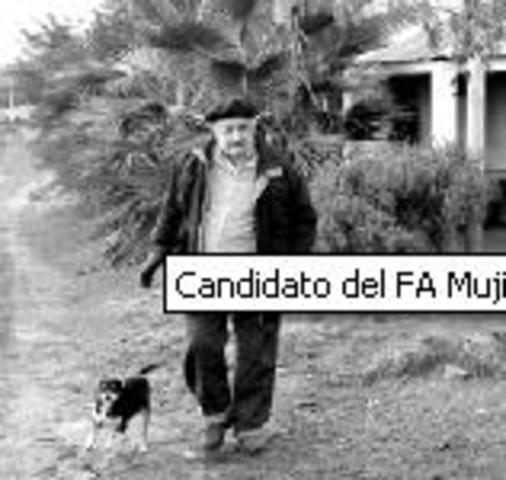"""Mujica: """"Es una visión filosófica"""""""