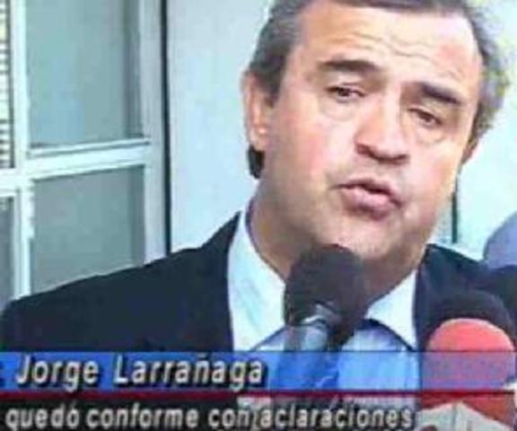 No alcanzaron aclaraciones de Mujica