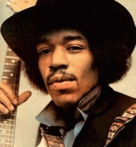 Jimi Hendrix Dies