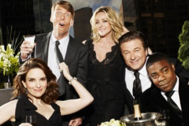 Her Show 30 rock aired on NBC