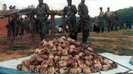 Genocide In Rwanda timeline