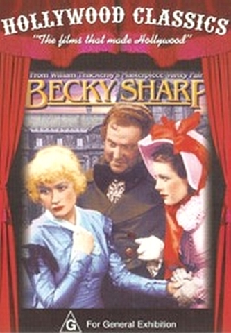 Becky Sharp: First Full-lengthed Coloured Film