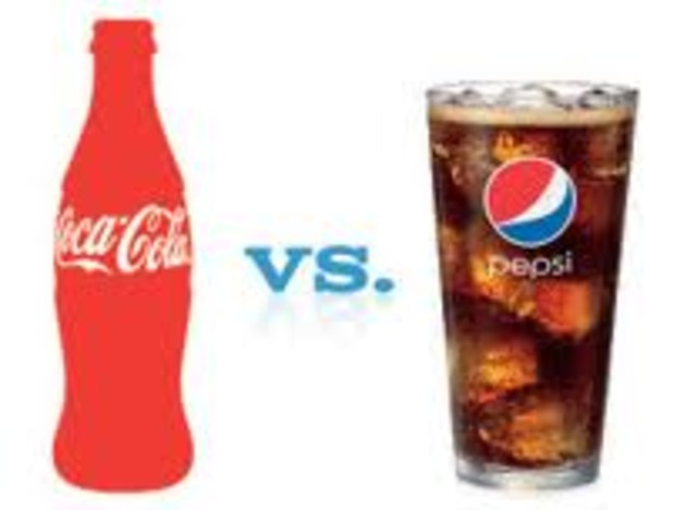 Rock and Roller Cola Wars