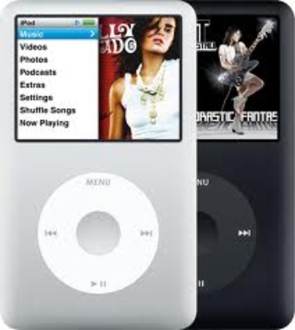 iPod Classic 2007
