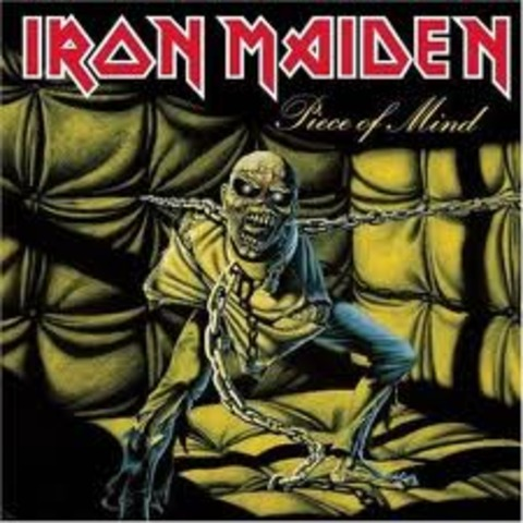 Iron Maiden formed