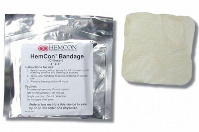 Chitosan Bandages