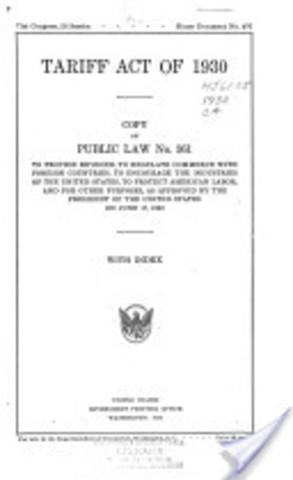 Tariff Act