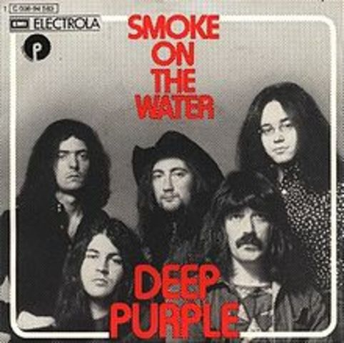 Smoke on the Water is released