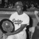 Jackie robinson wins mvp award 1950 sized
