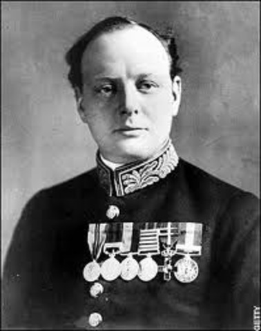 The Nazis and Churchill