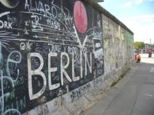 Berlin: The Berlin Wall