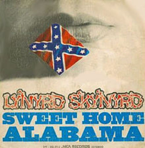 Sweet Home Alabama released