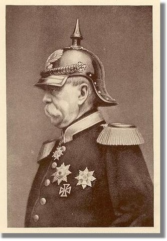 The Begining of Otto von Bismarck