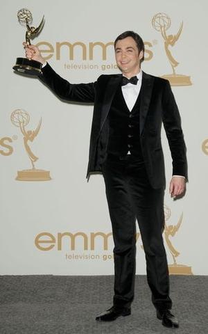 Parsons(Sheldon)  awarded again!!!