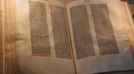 The Story of the Bible timeline