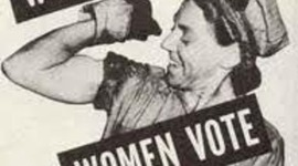 A History of the American Suffragist Movement timeline