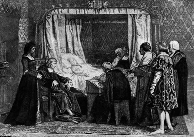 Isabella I dies