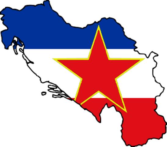 Italy invades Yugoslavia