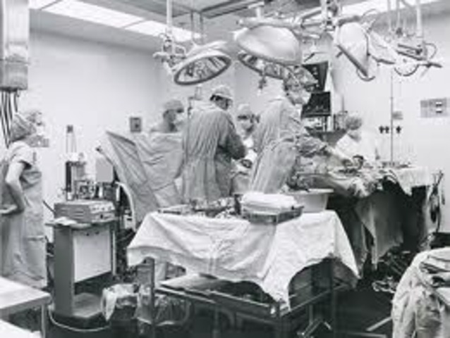 First Successful Heart Surgery