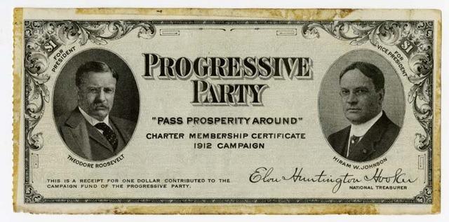 The Progressive Party