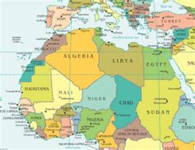British begin a western desert offense in North Africa against the Italians