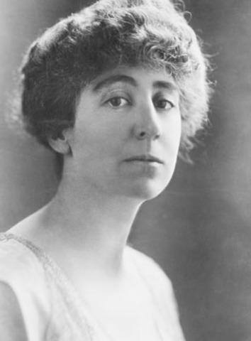 Jeanette Rankin Becomes First Congresswoman in the U.S.