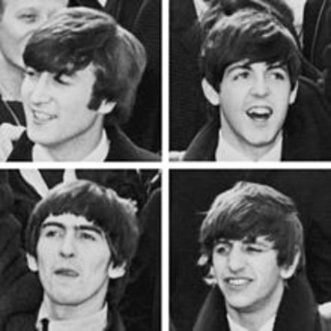 The Beatles are created