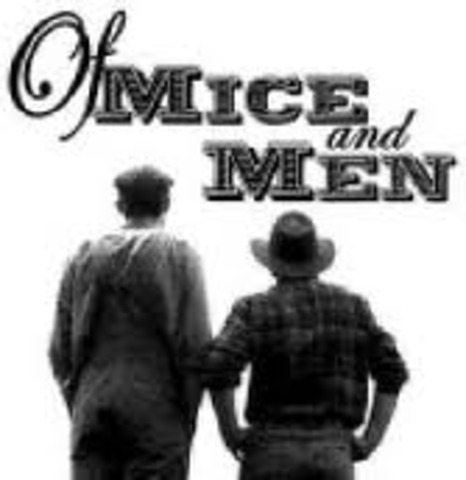 The friendship of george and lennie in of mice and men a novel by john steinbeck