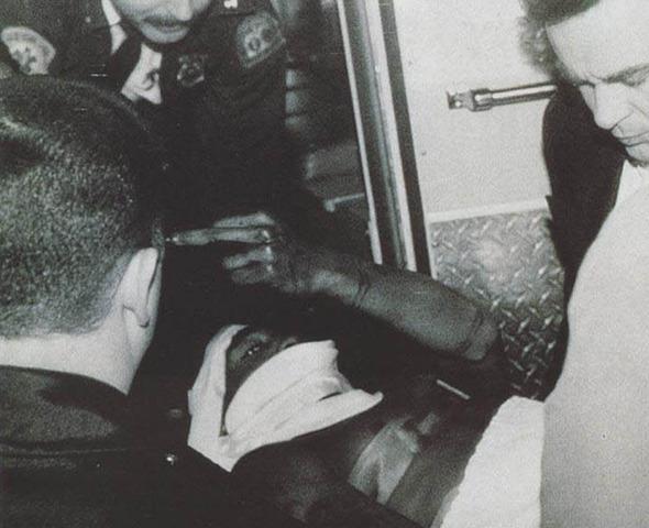 November 1994 shooting