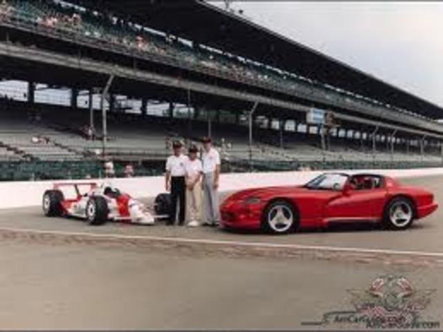 History of Dodge Vipers timeline | Timetoast timelines