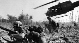 The War of Vietnam timeline