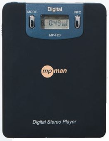 The First MP3 Player