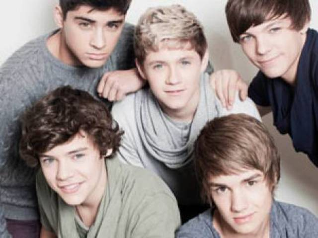 One Direction Gets Ready for upcoming tour in 2013
