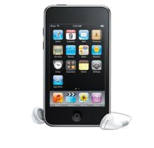 ipod with apps