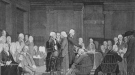 LA DECLARACION DEL BUEN PUEBLO DE VIRGINIA (ESTADOS UNIDOS 1776) timeline