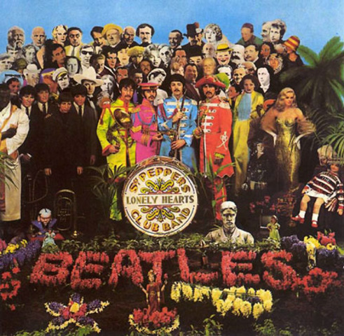 The Beatles - Sgt. Pepper's Lobely Hearts Club Band