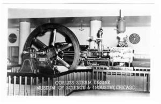 The Steam Engine changes Industry