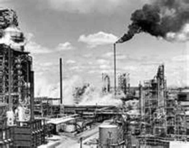 John D Rockefeller's Standard Oil Company