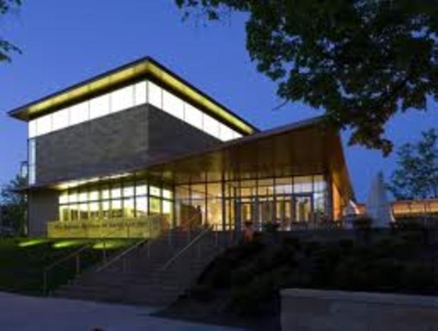 100 yearb anniversary of The New Britain Museum of American Art