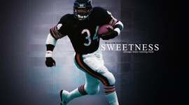 The Life and Times of Walter Payton timeline
