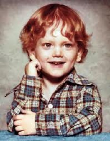 Eminem was born