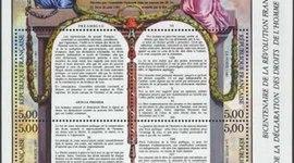 DECLARACION DE LOS DERECHOS DEL HOMBRE timeline