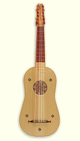 Moorish and Latin Guitars