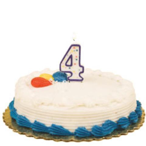 Mi cuarto cumpleaños